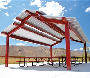 UltraSite 2-Tier Gable Shelter