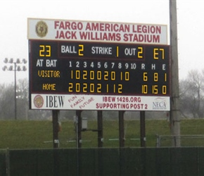 Jack Williams Stadium - Fargo, ND