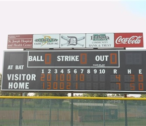 Southside Ballpark - Dickinson, ND
